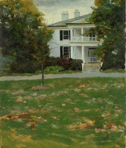 The Maples, Upperville
