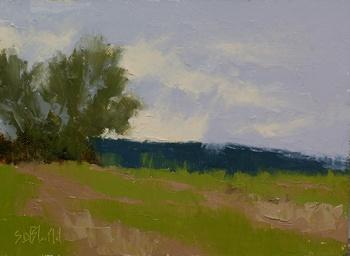 Sketch of Short Hill