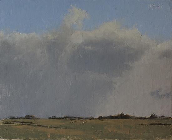 A studio sketch of Showers