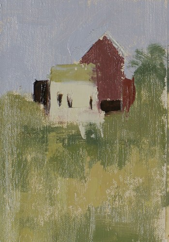 Study of farm buildings
