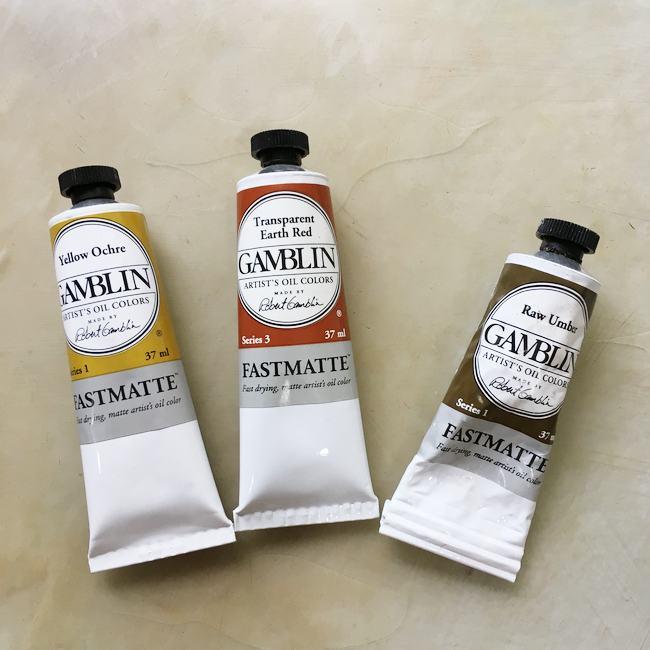 Product Review: Gamblin FastMatte